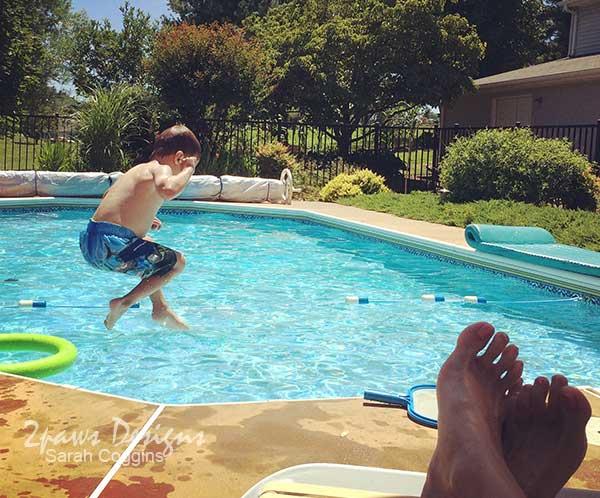Summer Fun: Swimming