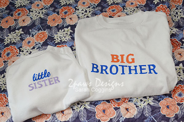 Big Brother LittleSister Shirts