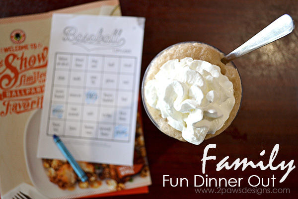 Buffalo Wings & Rings: Family Fun Dinner Out