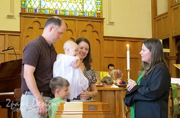 Elise's Baptism