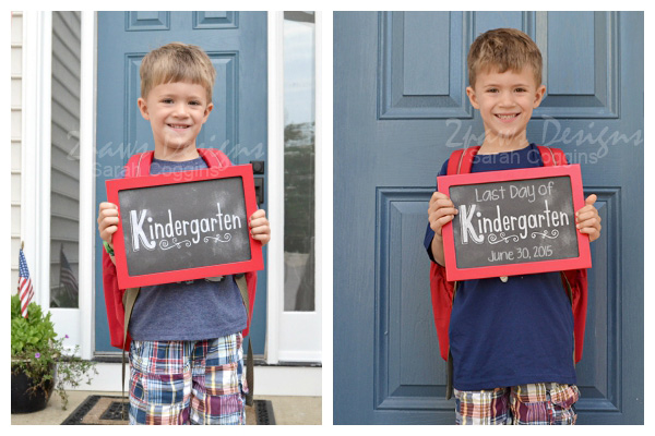 Back to School: First Day Photos