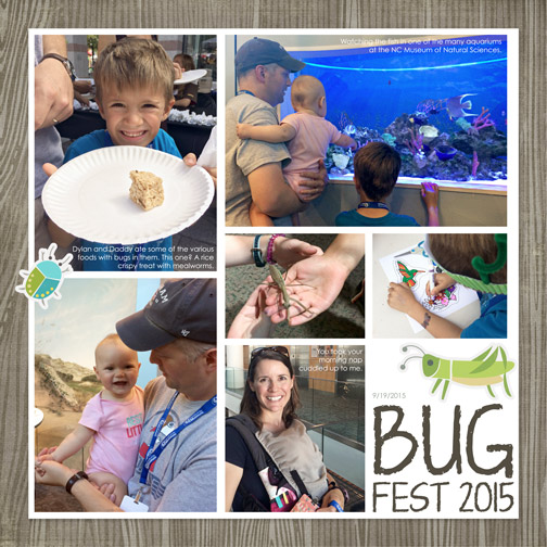 Friday Freebie: Bug Fest