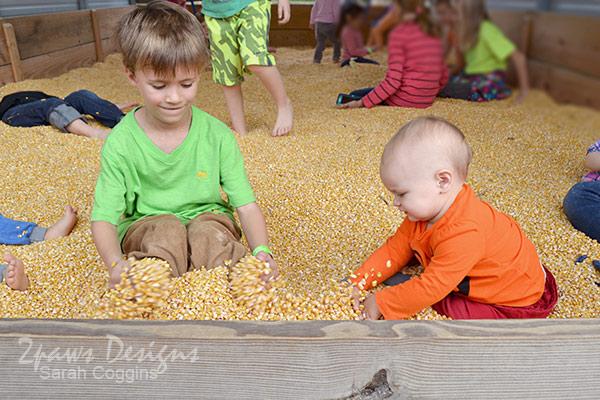 Corn Crib: Shaggy & Velma