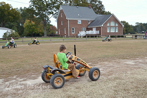 Phillips Farm: Pedal Cars