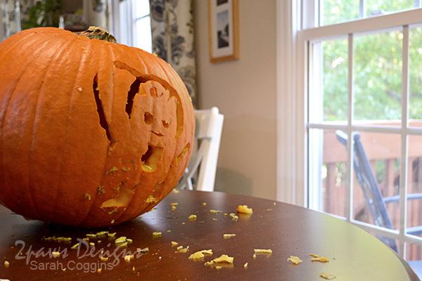 Pumpkin Palooza: Carving Mess