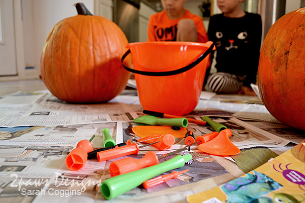 Pumpkin Palooza: Pumpkin Carving Tools