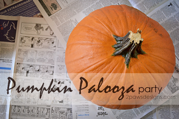 Pumpkin Palooza Party