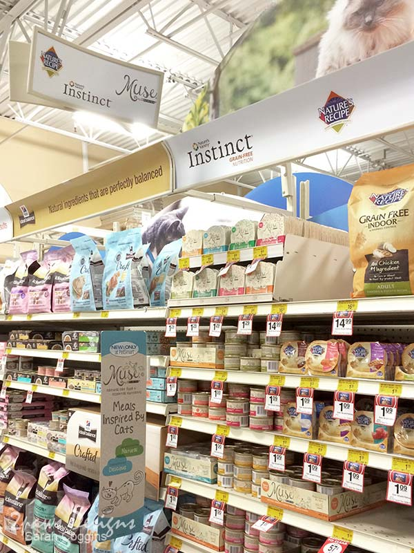 Purina Muse Cat Food at PetSmart #MyCatMyMuse