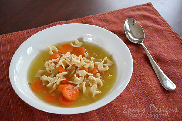 Progresso Light Chicken Noodle Soup #ProgresswithProgresso #ad