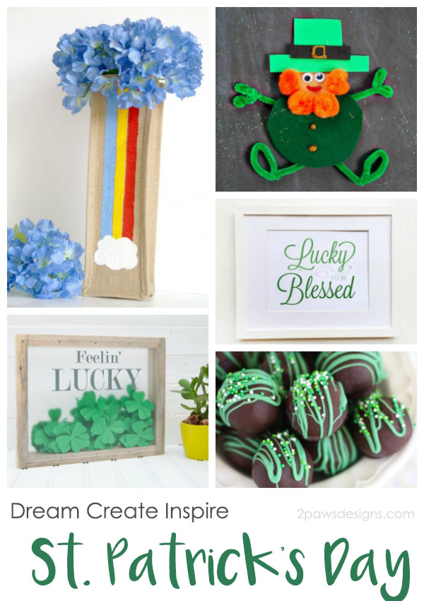 Dream Create Inspire: St. Patrick's Day Fun