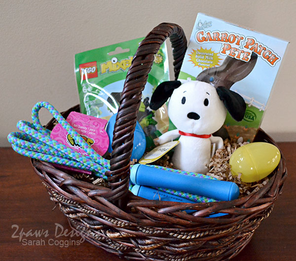 Over 25 (non-candy) Easter Basket Ideas for Kids