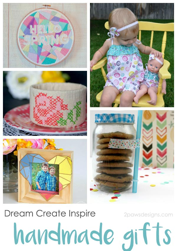 Dream Create Inspire: Handmade Gifts