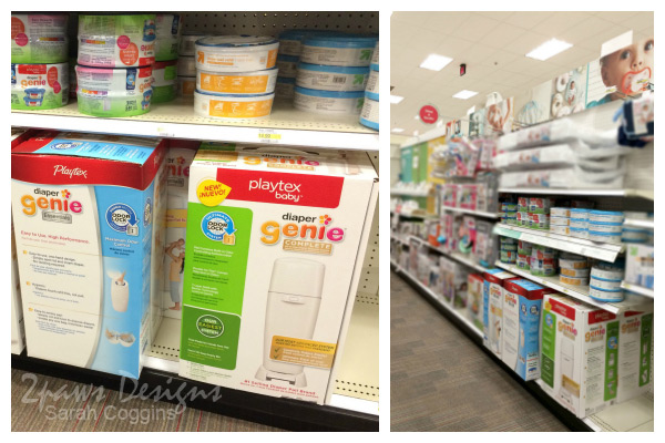 Playtex Baby Diaper Genie Complete at Target #NurseryMusts #ad
