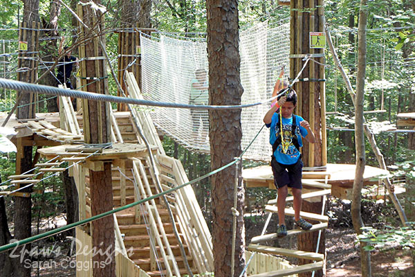 Go Ape: Treetop Junior