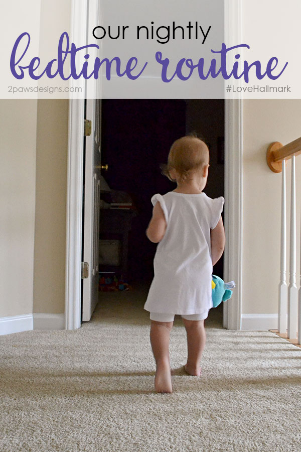 Our Nightly Bedtime Routine + a Giveway!