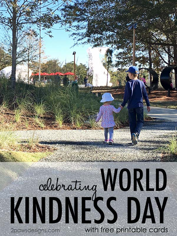 Celebrating World Kindness Day