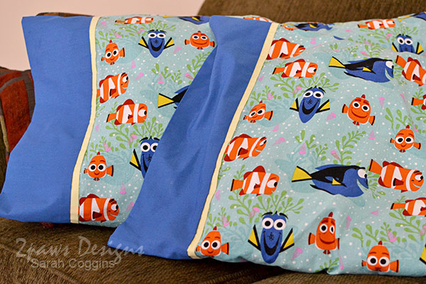 Finding Dory Pillowcases