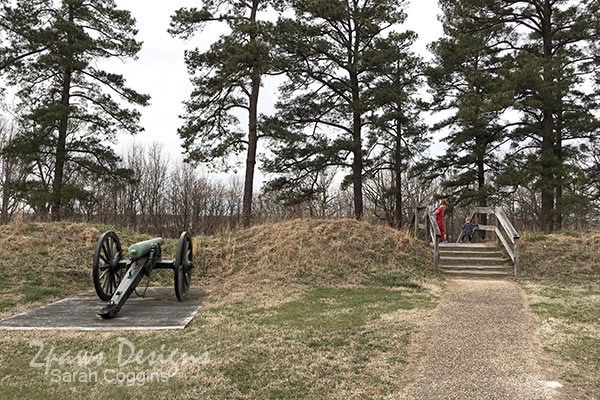 Petersburg National Battlefield: Battery 5