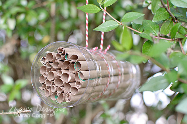 DIY Bee Hotel Tutorial
