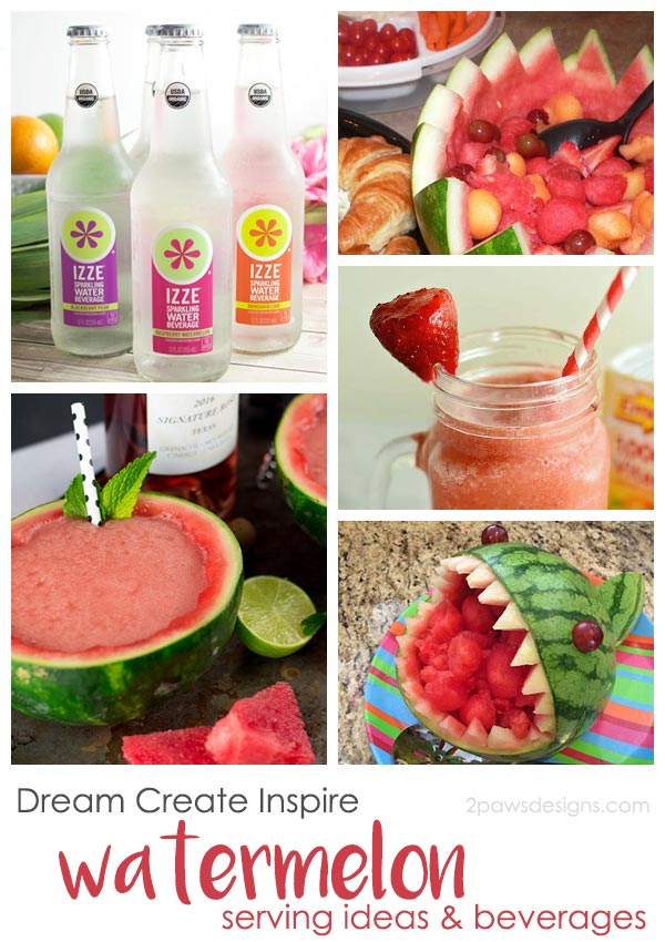 Dream Create Inspire: Watermelon Ideas