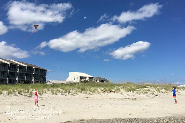 Atlantic Beach 2017: Kite Flying