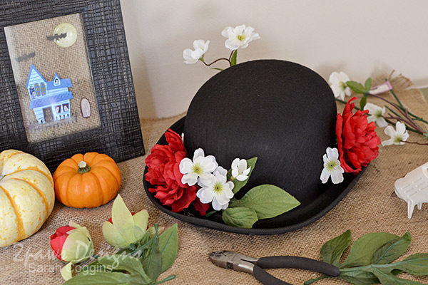 DIY Mary Poppins Hat: Complete
