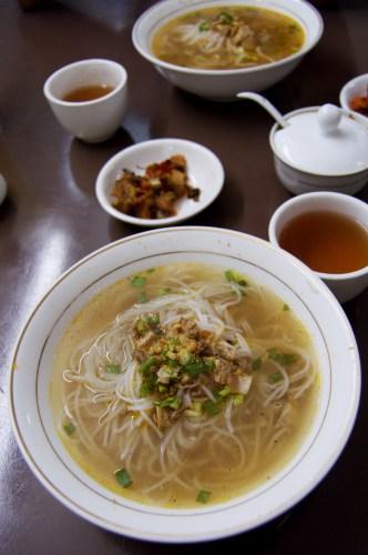~$2.40 CAD of food in Yangon.