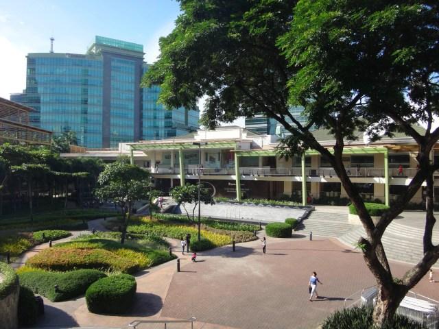 Fancy Ayala Mall.