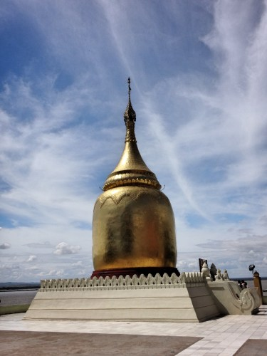 Bupaya Pagoda.