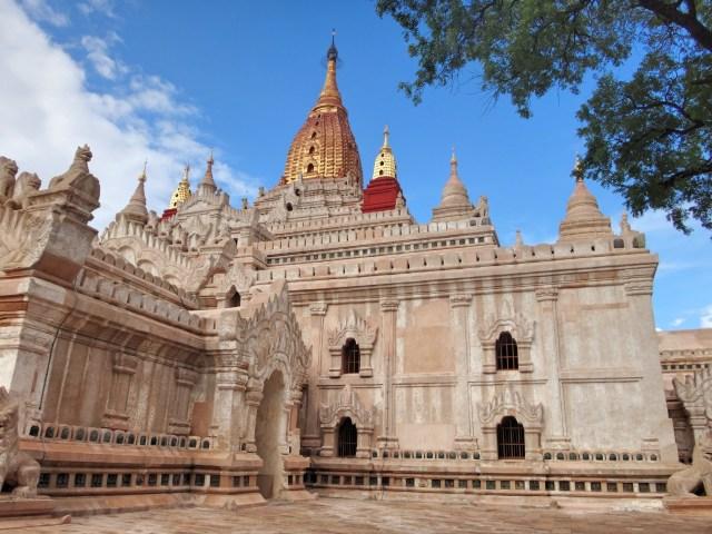 Ananda Temple.