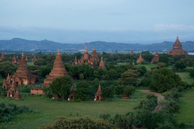 So many temples.