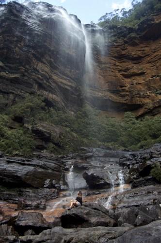 Wentworth Falls.