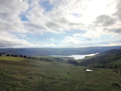 Lake Lyell.