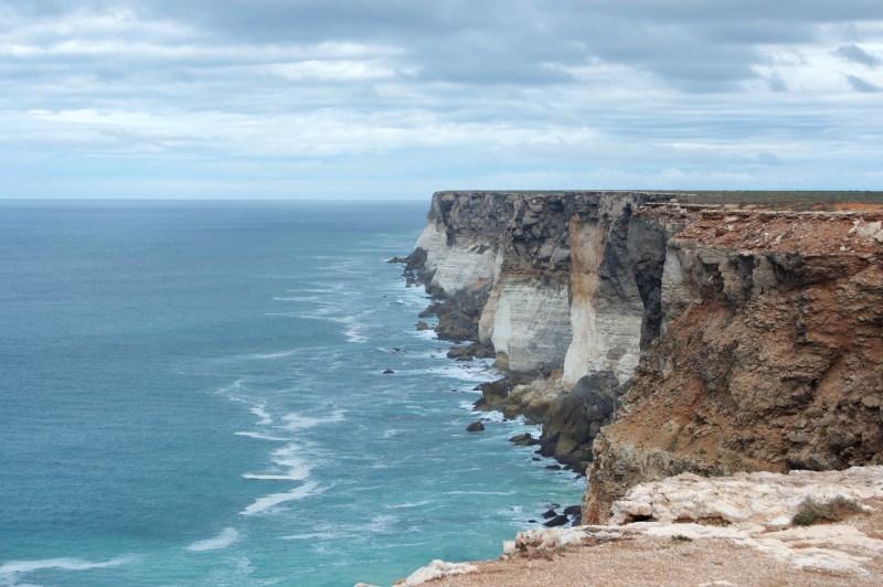 The Great Australian Bight.