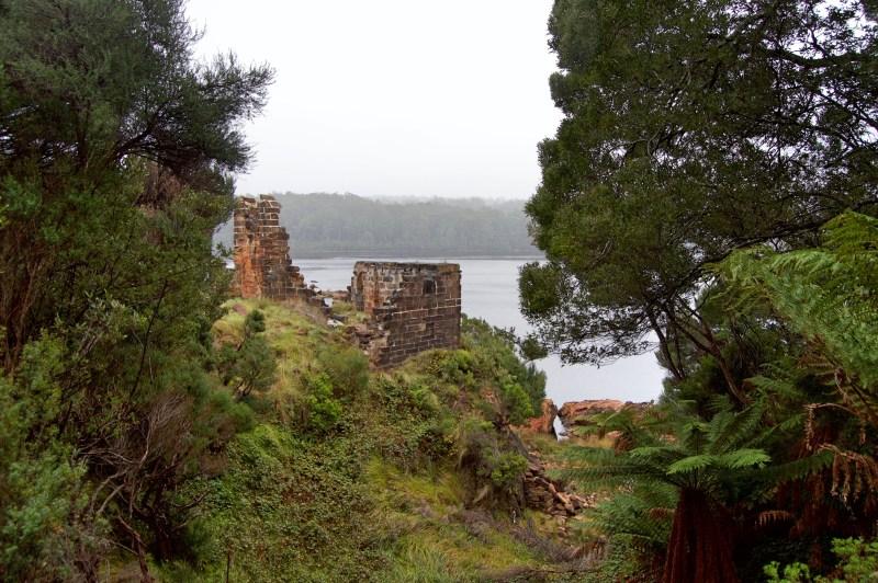 Sarah Island.