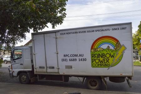 Rainbow Power Company!
