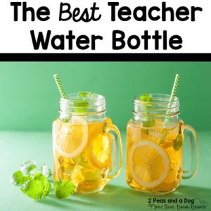 The Best Water Bottle for Teachers