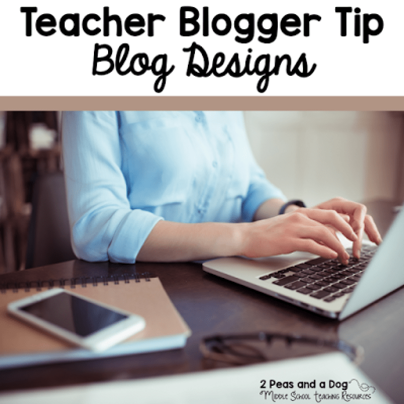 Having a cohesive blog design is crucial to the success of your blog.