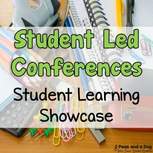 How to Organize Student Led Conferences