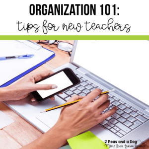 Keeping your classroom organized is not only an effective tool for teachers but it helps students achieve more independence because they are not constantly asking you where things are located.Read fantastic tips from teachers to help you achieve your organized classroom goals from 2 Peas and a Dog.
