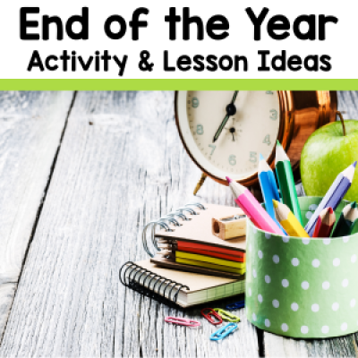 The end of the year is a busy time of year for teachers and students. Find excellent end of the year lessons, end of the year activities, end of the year classroom management as well as end of the year tips and tricks from 2 Peas and a Dog.