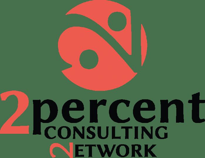 2 Percent Logo