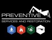 Preventive Services Logo Black