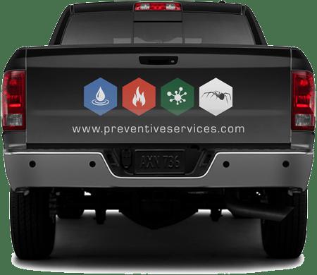 Preventive-Services-Truck-Tailgate-Wrap