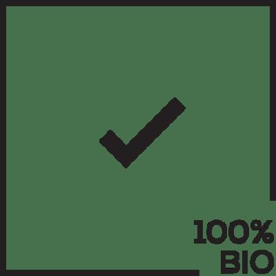 Two Plants Produkte sind 100 Prozent Bio