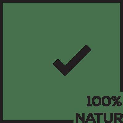 100% Natur ohne Chemie und Tierversuche