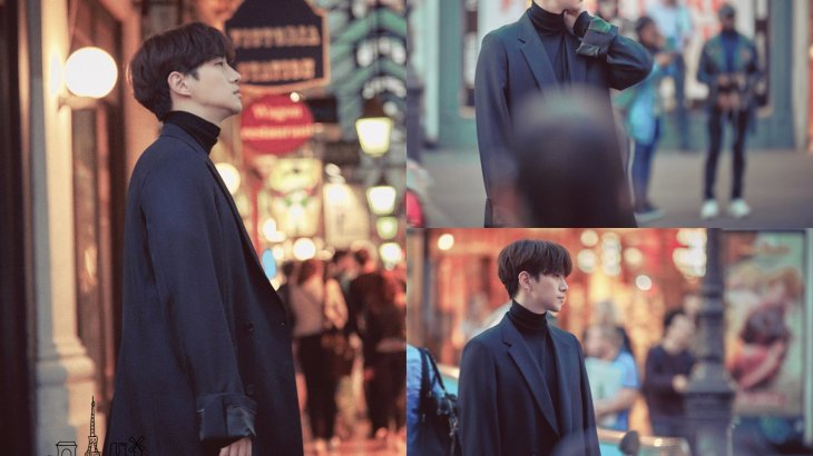 [PICS] JUNHO's Holiday in Paris Teaser Image④