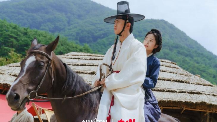 [PICS] テギョン出演ドラマ tvN '어사와 조이(御史とジョイ)' スチールカット