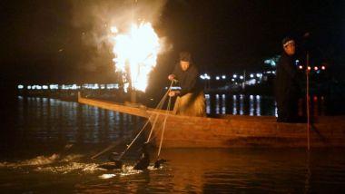 Ukai Cormorant Fishing in Arashiyama/ Kyoto @ Arashiyama | Kyoto | Kyoto Prefecture | Japan