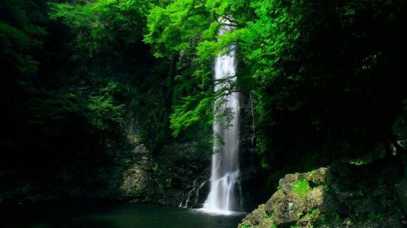 minoo waterfalls